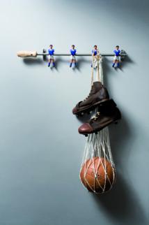 Football et design en exposition à l'Institut Cervantès de Casablanca