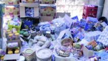 Bilan des saisies de produits impropres  à la consommation au niveau national
