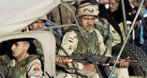 Méprise des forces égyptiennes lors d'une poursuite de jihadistes