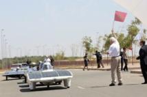"""Domination des voitures françaises au """"Moroccan solar Race Challenge"""""""