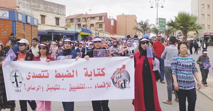 Le SDJ dénonce les mesures de répression prises à l'encontre de ses militants