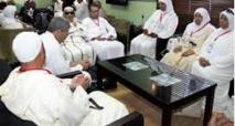 Une délégation de non-voyants se rend aux Lieux Saints pour accomplir les rites du pèlerinage