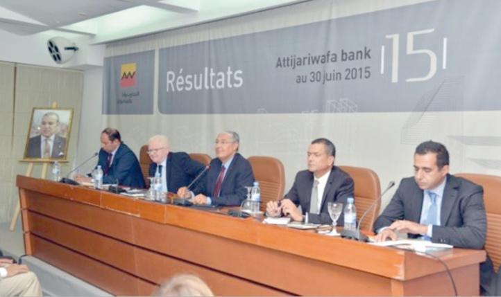 Le Groupe Attijariwafa bank résiste à la conjoncture