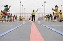 Le nzango, jeu d'enfant congolais en quête de reconnaissance sportive internationale