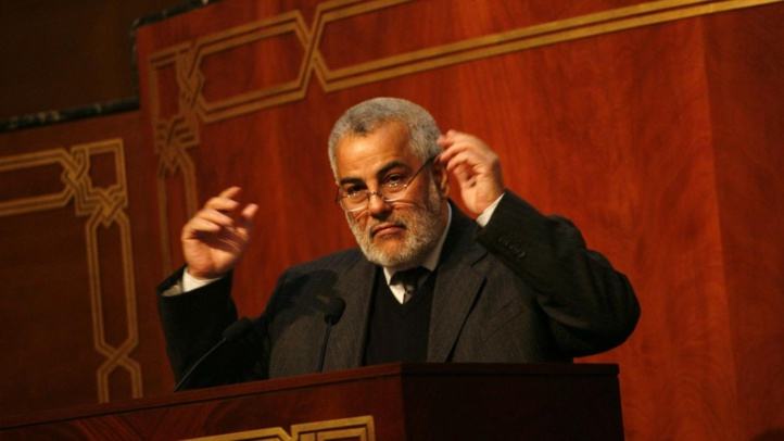 Devant les élus PJD, Benkirane recommande de  ne pas oublier le référentiel religieux, clé de la victoire