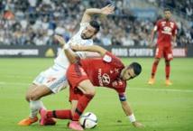 Marseille-Lyon chaud show