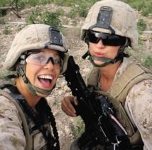 Les Marines américains sont contre les femmes au combat
