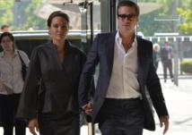 Brad Pitt et Angelina Jolie adoptent un petit Syrien