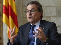 Dimanche avec la majorité des voix, la Catalogne aura choisi l'indépendance dixit Artur Mas