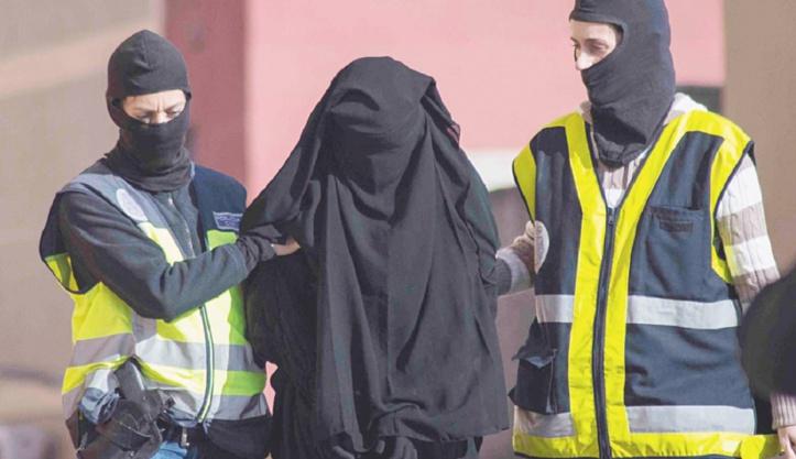 Le terrorisme jihadiste scruté à la loupe par l'armée espagnole