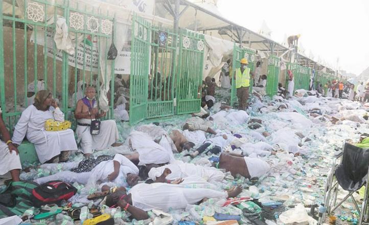 Un tout premier bilan fait état du décès de trois pèlerins marocains