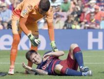 Messi blessé, le Real frustré