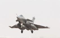 Premières frappes françaises en Syrie