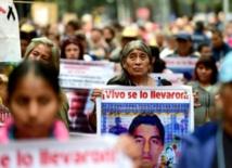 Le Mexique marque le 1er anniversaire de la disparition des 43 étudiants