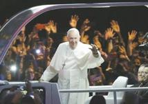 A Philadelphie, le Pape défend la liberté religieuse et la famille