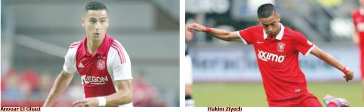 Anouar El Ghazi explique les raisons de son choix de jouer pour la sélection néerlandaise