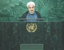 Rohani appelle à l'union contre le terrorisme