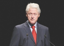 Reconversion des chefs d'Etat : Bill Clinton