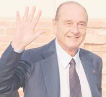 Reconversion des chefs d'Etat : Jacques Chirac