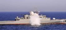 Interception d'un bateau iranien chargé d'armes pour les rebelles houthis