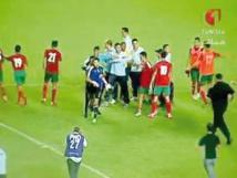 Banoun et El Ouadi sanctionnés par la CAF