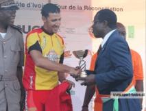 Lahssaïni conserve le maillot  jaune au Tour de la Côte d'Ivoire