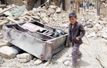 Plus de 500 enfants yéménites tués depuis le début du conflit