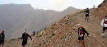 500 athlètes à l'Ultra Trail Atlas Toubkal