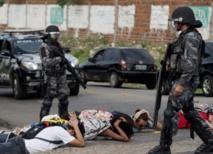 Un assassinat toutes les demi-heures dans les grandes villes brésiliennes