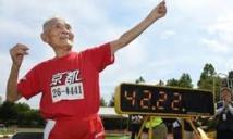 Insolite : Sprinteur à 105 ans