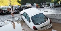 10 morts et six disparus dans des inondations en France