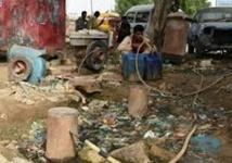 A Karachi, la mafia de l'eau siphonne les tuyaux
