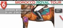 Juan Carlos Garcia remporte le GP SAR le Prince héritier Moulay El Hassan de saut d'obstacles