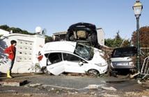 17 morts et 4 disparus dans les intempéries qui ont frappé la France