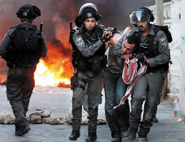 Israël démolit des maisons de Palestiniens