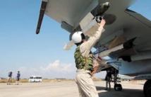 Offensive terrestre de l'armée dans le nord-ouest de la Syrie