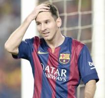 Messi n'échappe pas au procès pour fraude fiscale