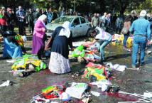 La Turquie meurtrie par un attentat barbare enterre ses morts