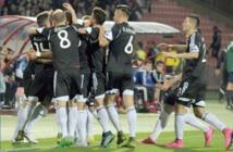 Qualification historique de l'Albanie à l'Euro 2016
