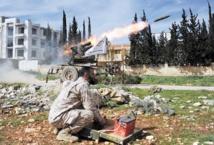 Offensive de l'armée syrienne dans le sud d'Alep