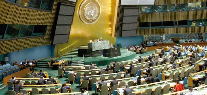 Appui de la 4ème Commission au processus politique onusien au Sahara
