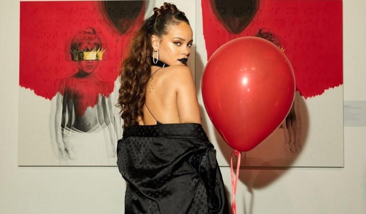 Rihanna promet un prochain album antithétique