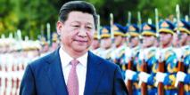 La Grande-Bretagne accueille  Xi Jinping à bras ouverts
