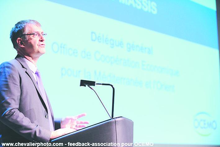 Pierre Massis : La Semaine  économique de la Méditerranée,  une occasion pour renforcer  la coopération Nord-Sud