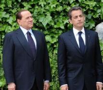 Insolite : Berlusconi éreinte Sarkozy