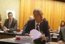 Participation de Rachida Benmassoud aux travaux de l'UIP