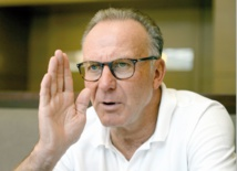 Rummenigge optimiste pour une prolongation de Guardiola