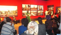 Driss El Jay présente l'art de la Halka à Berlin