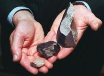 Insolite : Amoureux des météorites