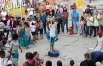 """""""B7al b7al"""",  le théâtre en faveur de la cause des Subsahariens"""
